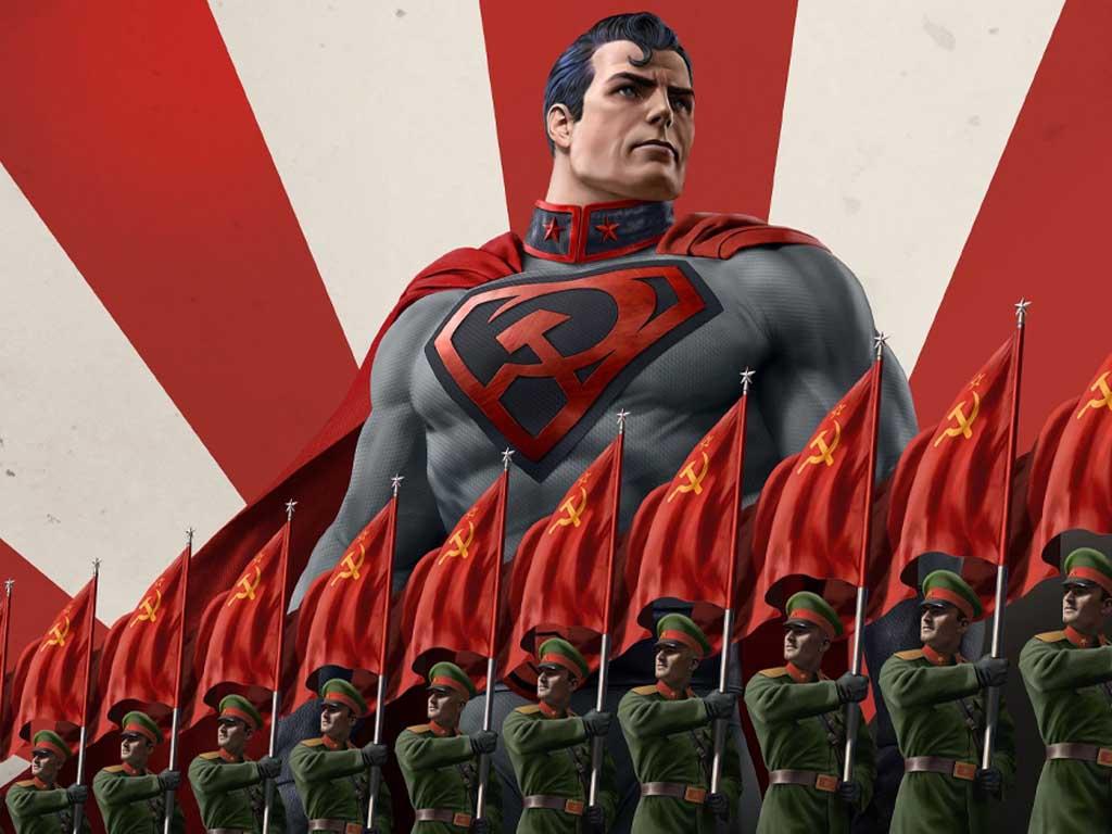 Superman en la guerra fría