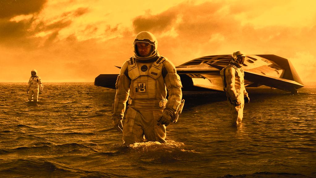 Interestelar, Christopher Nolan