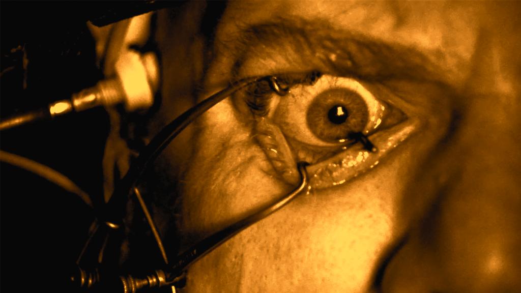 Naranja Mecánica, Stanley Kubrick
